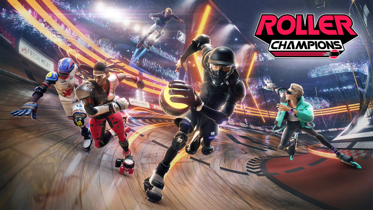Roller Champions game