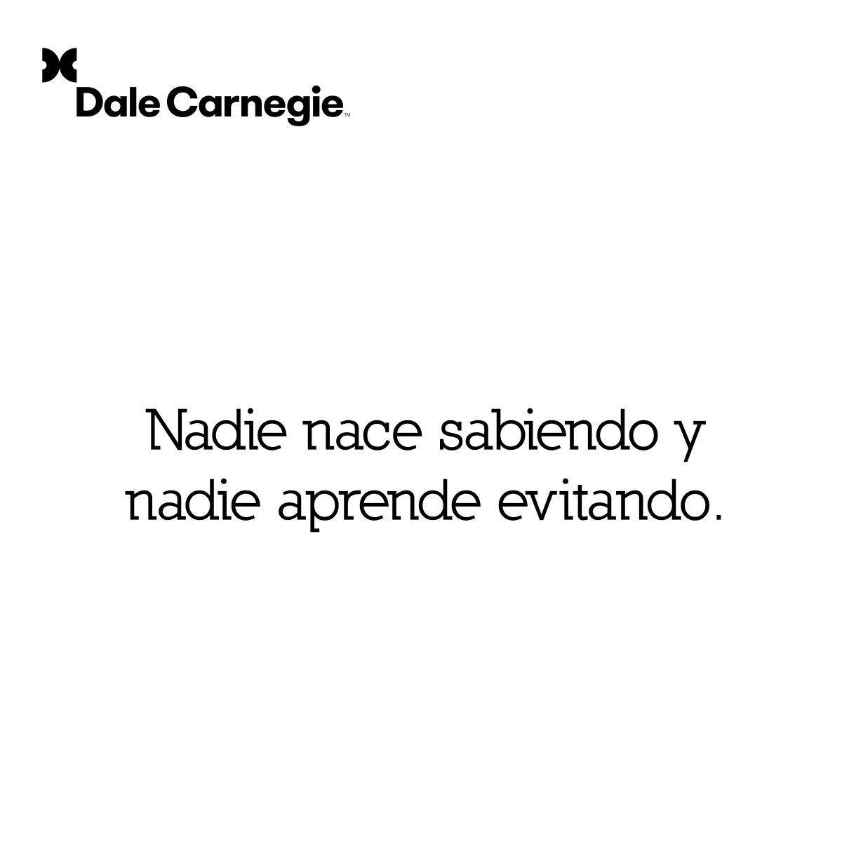 Dale Carnegie México On Twitter Lunes Motivacional