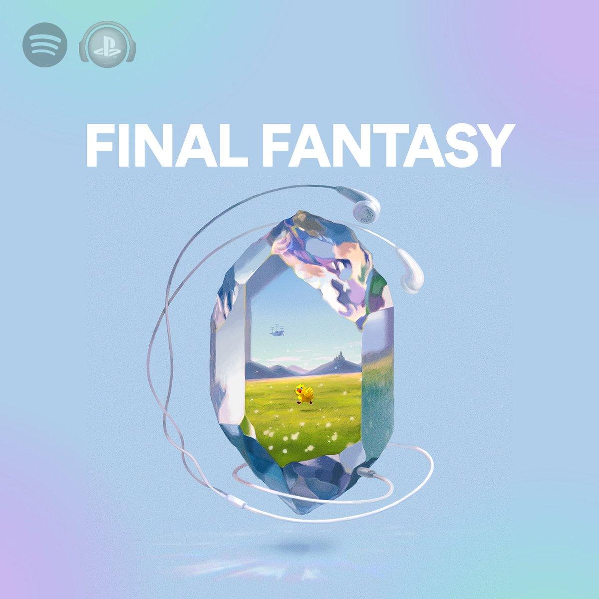 /ファンのみなさん、お待たせしました‼️\#ファイナルファンタジー (@FinalFantasyJP) の楽曲がSpotifyで聴けるようになりました🎉珠玉の名曲を