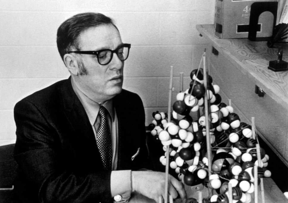 """Education isn't something you can finish.""  -- Isaac Asimov (1920 - 1992)"