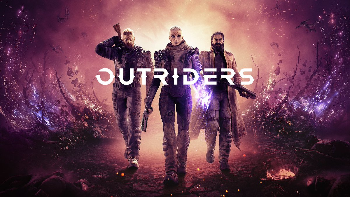 Outriders is a new co-op shooter from @SquareEnix and People Can Fly launching on PS4 Summer 2020: https://t.co/873ZqWoDt3 https://t.co/KEq1HsO0H7