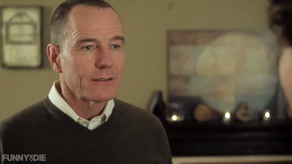 Never take advantage of the man with no sense of smell.  Watch the full video here: https://www.funnyordie.com/2010/3/14/17709204/sense-of-smell-w-bryan-cranston …