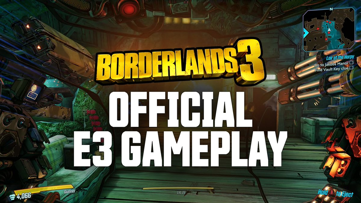 Borderlands 3 on Twitter: