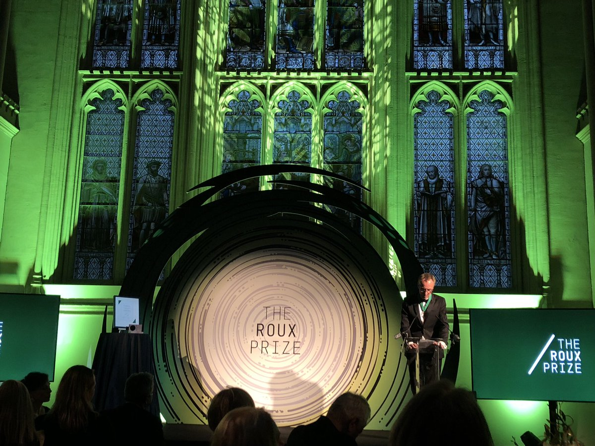 Wonderful to see a journal editor recognised for his leadership and vision - Many congratulations to @richardhorton1 on receiving this year's #RouxPrize http://www.healthdata.org/roux-prize