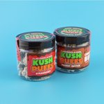 Image for the Tweet beginning: 🥜🍫🍓 @kush.puffs 🙌🏼💯 . . . . #chocolatelover #cannabiscommunity#chocolates