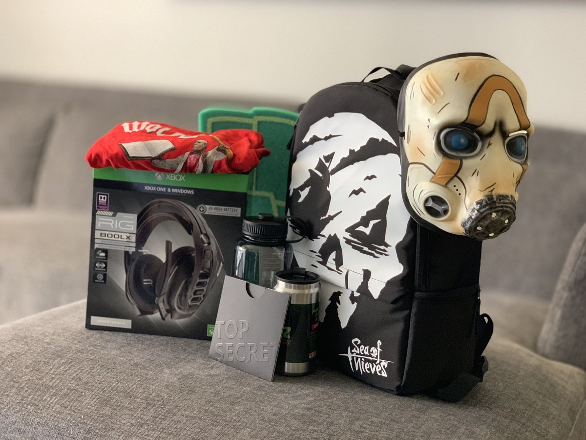 In celebration of our partnership with @Xbox during #E3, we're giving away an exclusive #XboxFanFest prize package! 🎁   Help provide entertainment to families in hospitals, and earn the chance to win some limited edition collectibles! 🎮   Enter here 👉 : http://bit.ly/2wMTFPc