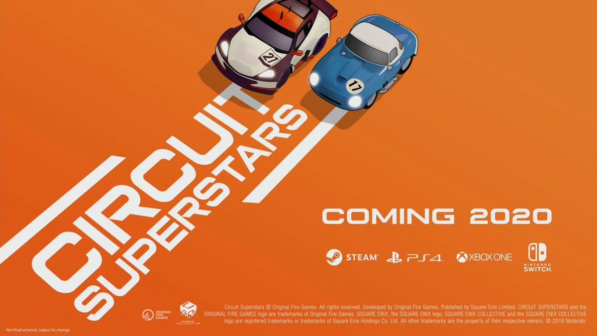 Ps4 Racing Games 2020.Nintendeal On Twitter Circuit Superstars A Square Enix