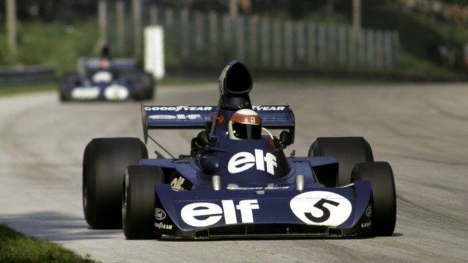 Happy Birthday to Jackie Stewart and Jean Alesi.