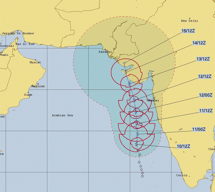 As #CycloneVayu is expected to hit many parts of  Gujarat & Diu with full intensity.I urge and direct all @INCGujarat workers to be prepared & extend all possible help people to the people in their respective areas & ensure their well being. #Gujarat #GujaratCyclone