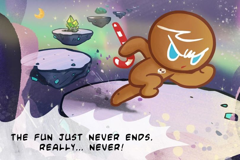 Thank you all for being with us today and the past 10 years!  CookieRun wouldn't be the same without you!  Here's to 10 more years of running! #GingerBrave10th <br>http://pic.twitter.com/u8ZFGCWjUX