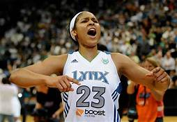 Happy Birthday, Maya Moore! June 11, 1989 Professional basketball player