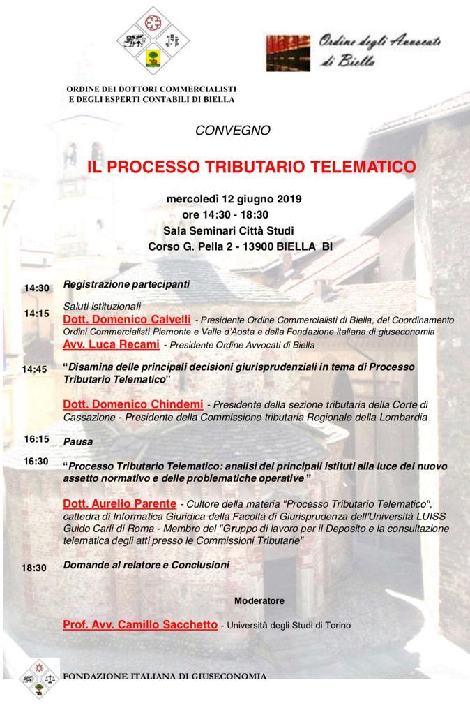 RT @TribTelematico: #12giugno #processo #tributario #telematico https://t.co/7liNtL5YcZ