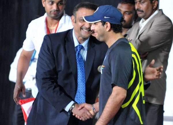Junior, congratulations on a terrific career and thanks for the entertainment right thru. Good luck in your next avataar - @YUVSTRONG12 #ThankYouYuvraj 🙏