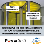 Image for the Tweet beginning: 4. Tag - 4. ISDS-Fakt: