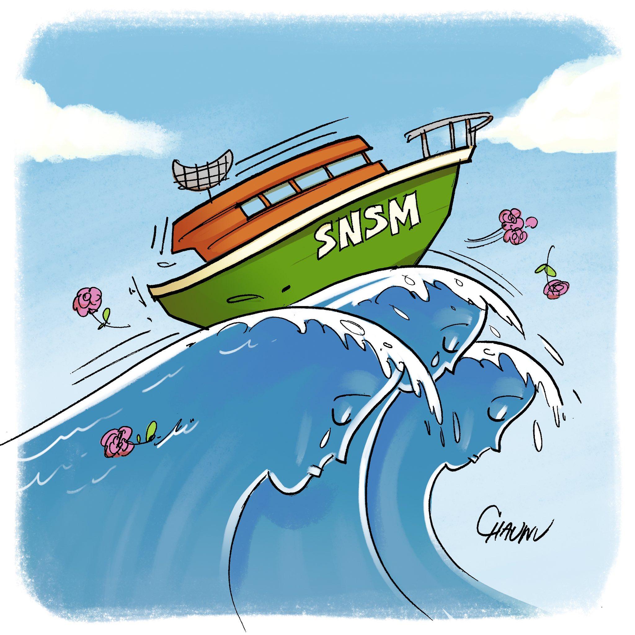 Hommage à la SNSM D8wsQqPX4AEolu1