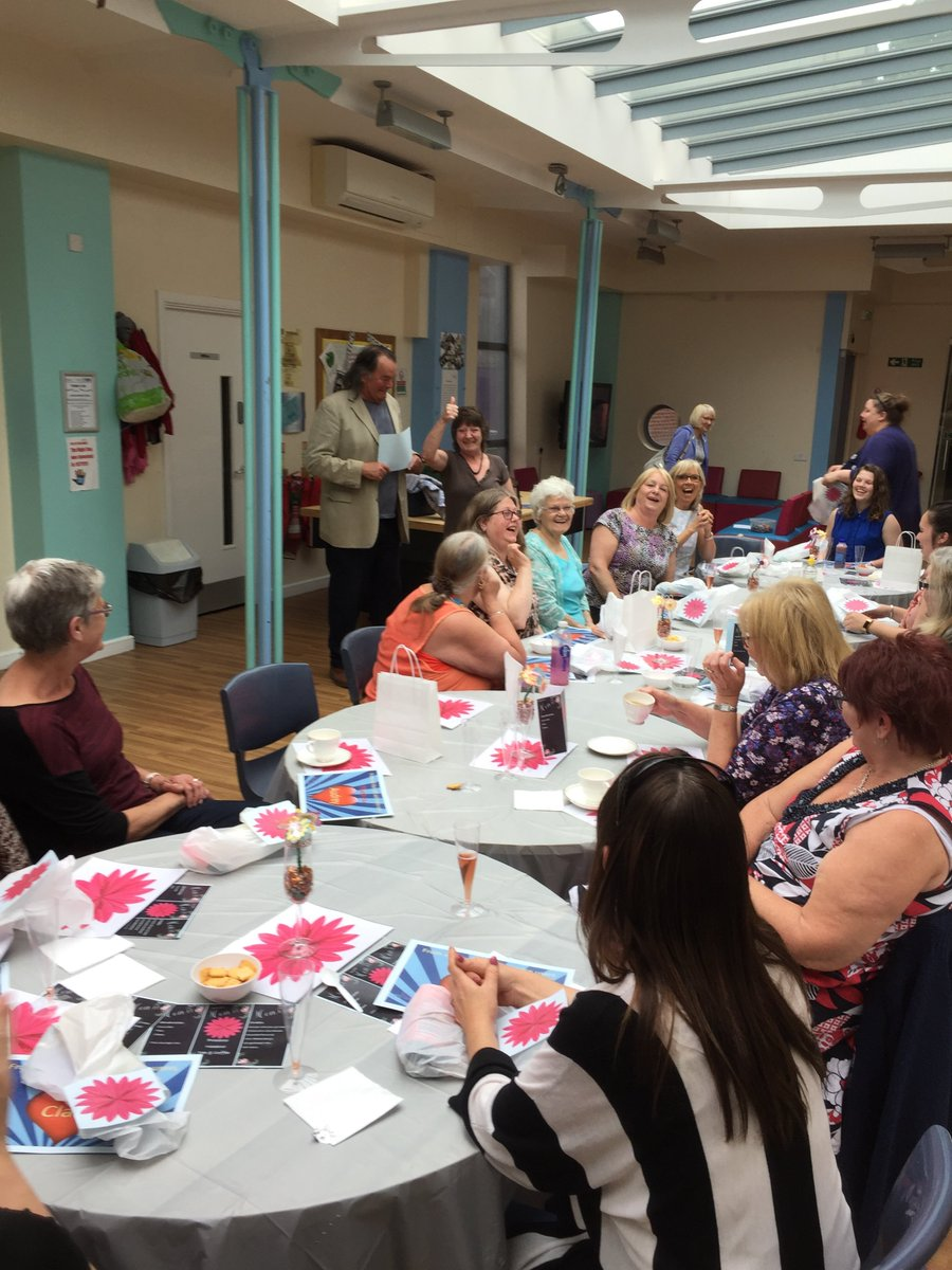 Many heartfelt thanks to our amazing volunteers, you have made this year so much fun  #afternoontea #volunteersweek #community #hull #positivechange <br>http://pic.twitter.com/dLKDOTRpb3