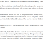 Image for the Tweet beginning: In #SocDems motion before the