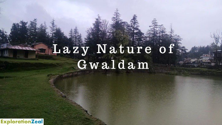 Lazy Nature of Gwaldam - EZ  Gwaldam is a little lethargic town, on the border of Garhwal and Kumaon. Set amidst green woods and apple orchards, it is located at an altitude of 1629 m.t our website or click the link below. For more article visit our blog. https://www.explorationzeal.com/lazy-nature-of-gwaldam-ez/ …