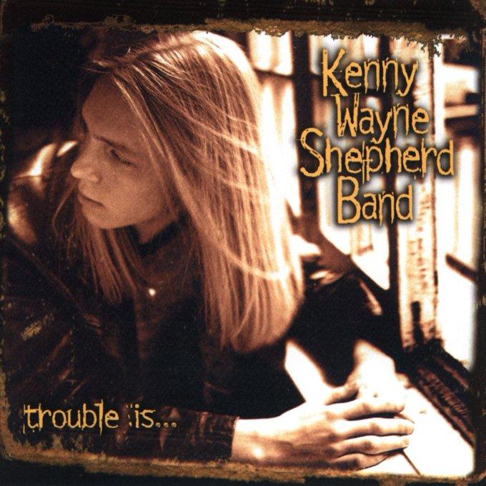 """June 12:Happy 42nd birthday to singer,Kenny Wayne Shepherd(\""""Blue On Black\"""")"""