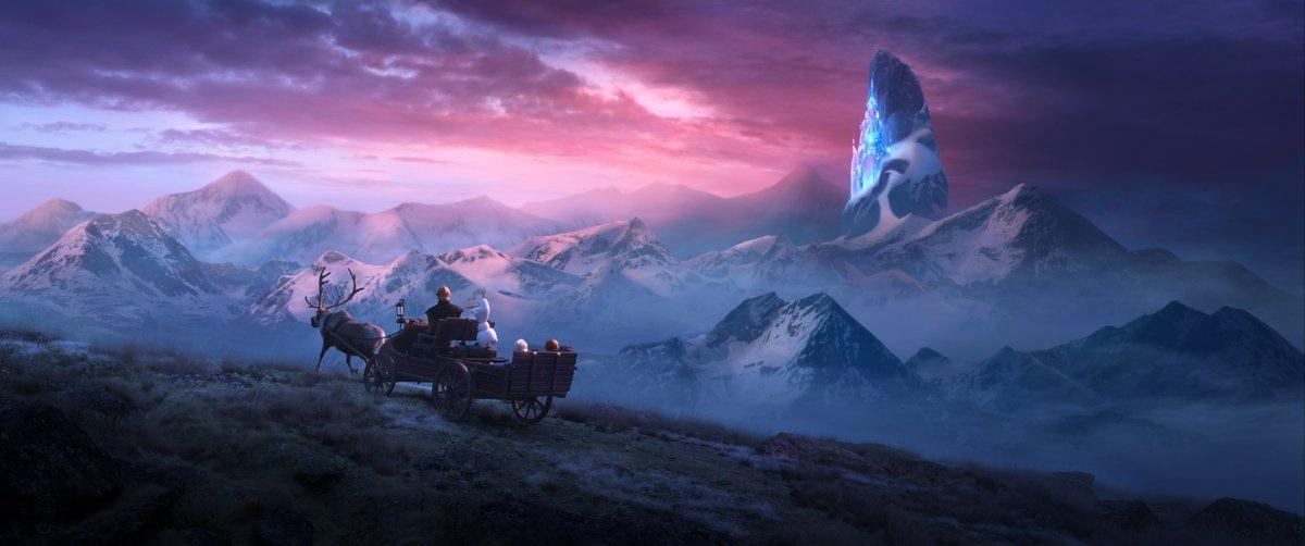New #Frozen2 stills show off a brave new world  <br>http://pic.twitter.com/BHq9gXSVgy