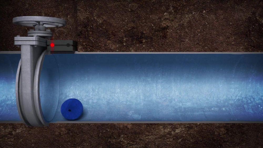 Découvrez @PTLNews & la technologie Smartball® : une petite balle qui permet d'identifier les fuites de façon très précise sur de longues distance...