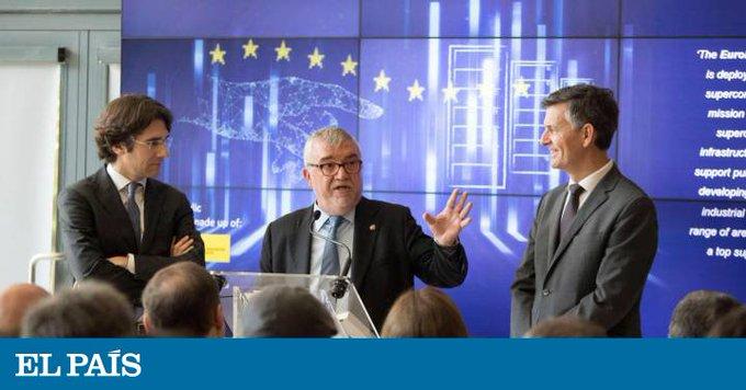 Barcelona impulsará el diseño de un procesador de supercomputación europeo - via @el_pais htt...