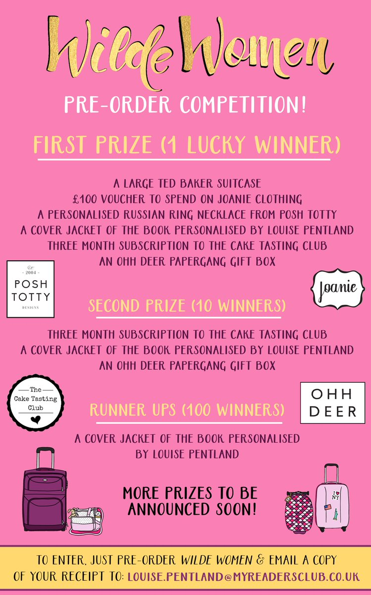 16c512542 Details on how to enter can be found below - best of luck! T&C's apply  https://bit.ly/2WPRQ2O pic.twitter.com/AllG0rXi8K