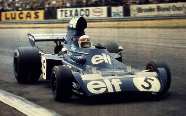 Happy 80th birthday to three-time World Champion and Ford racing legend Sir Jackie Stewart.