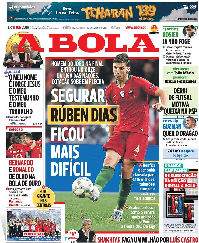 En Portugal desatacan la posible llegada de Víctor Guzmán con el FC Porto