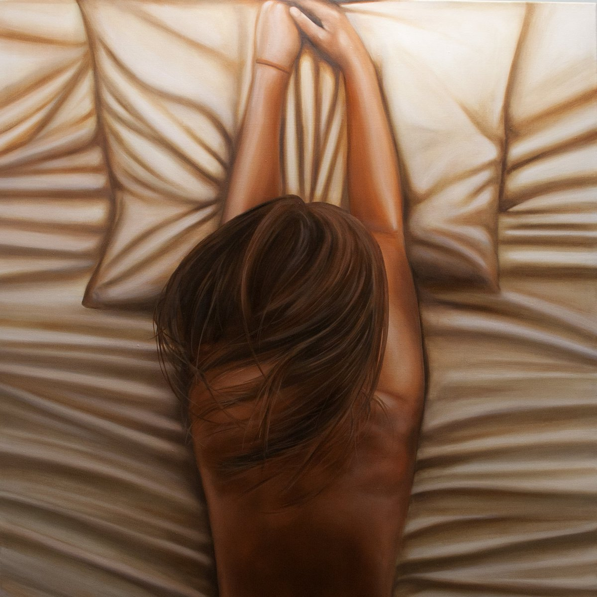 Painting available on ebay.us/o0yBd8 via @eBay_UK @eBay #artlover #oilpainting #artforsale #ContemporaryArt #portrait #artoninstagram #artontwitter #art #Artist #ArtistOnTwitter #artoftheday #buyart #realist #oiloncanvas #pretty #nude