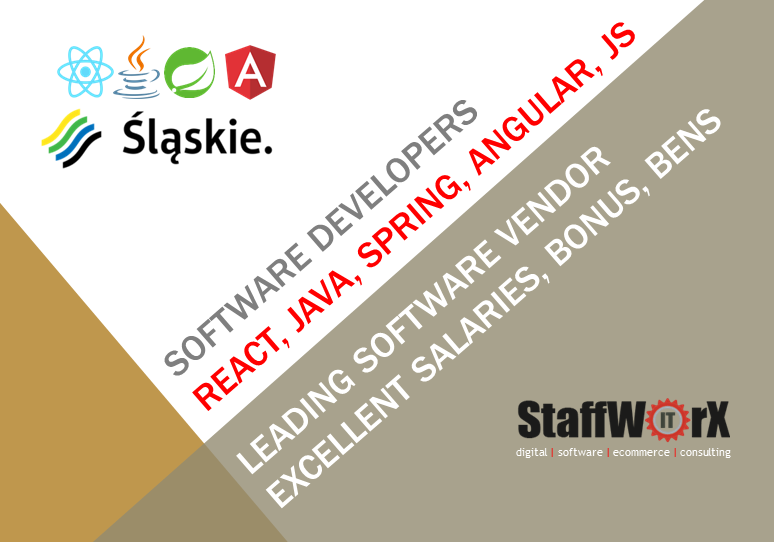 test Twitter Media - Software Engineers (Java Spring or JavaScript/Angular/React) – Slaskie (near Katowice) #slaskie #java #angular #react #polandjobs #relocation  https://t.co/U72zEhOdJS https://t.co/lmFIlNRAjG