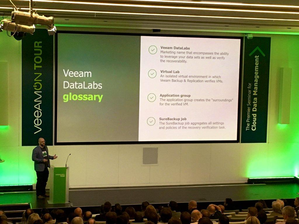 Veeam UK on Twitter: