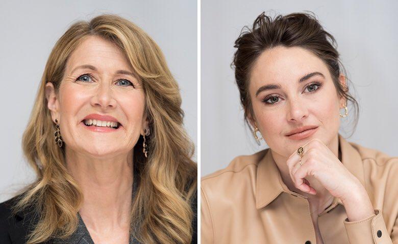 Laura Dern, Shailene Woodley on 'Lies'  https:// bit.ly/2KNmXW2       #actors #television<br>http://pic.twitter.com/8upM7EtHcn