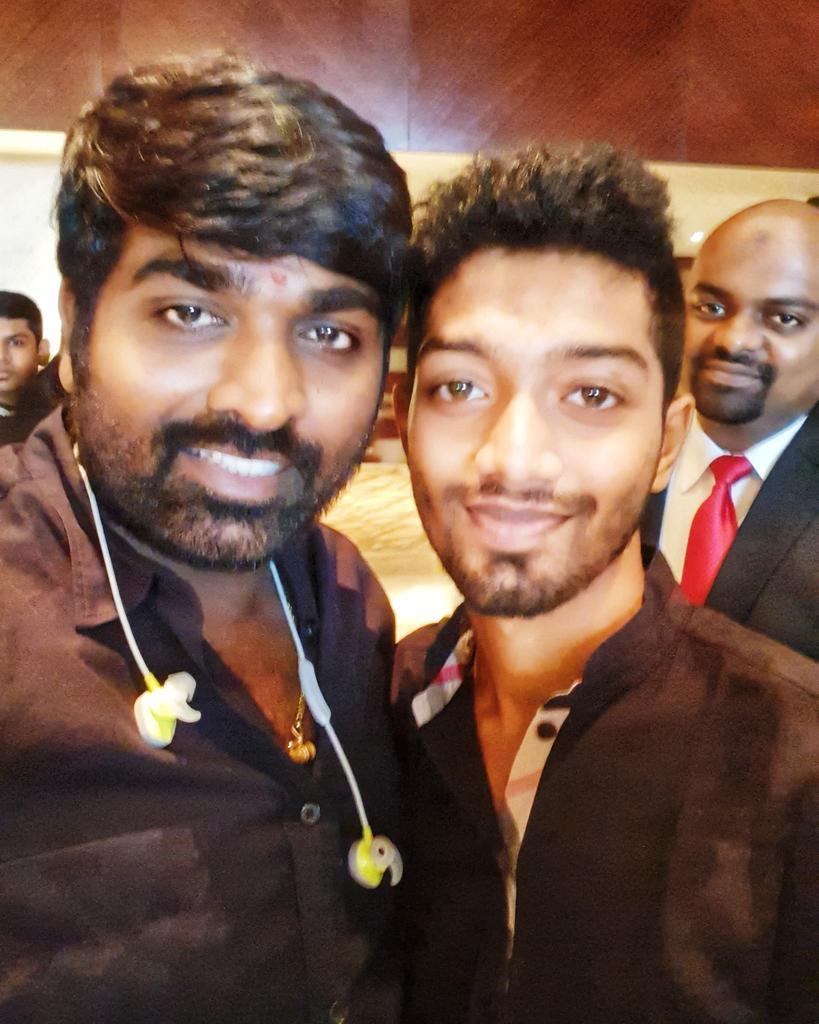 actorvijaysethupathi hashtag on Twitter