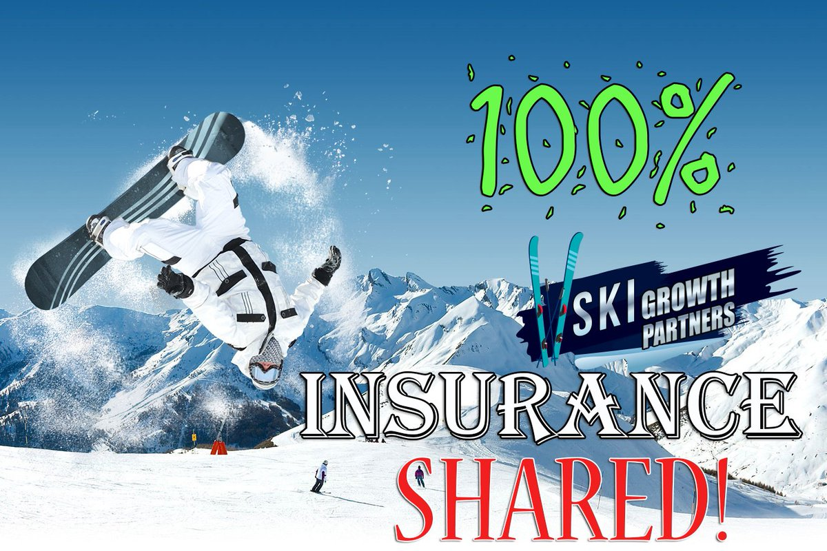 Image for SKI GROWTH Insurance shared!