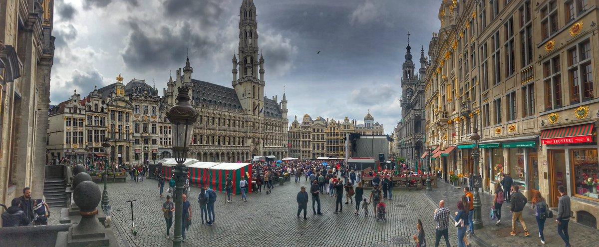La grand place #Bruxelles 2019 #Belgique #Belgium