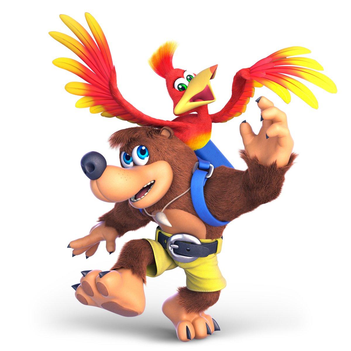 Banjo-Kazooie announced for Super Smash Bros. Ultimate ...