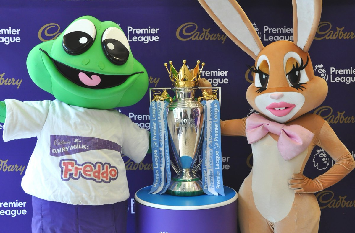 LOOKING FOR THE PERFECT #FATHERSDAY DAY OUT?? HIT THE BACK OF THE NET with a visit to Cadbury World & have the opportunity to view the real PREMIER LEAGUE THROPHY!! 🏆🍫 #Birmingham #Dayout