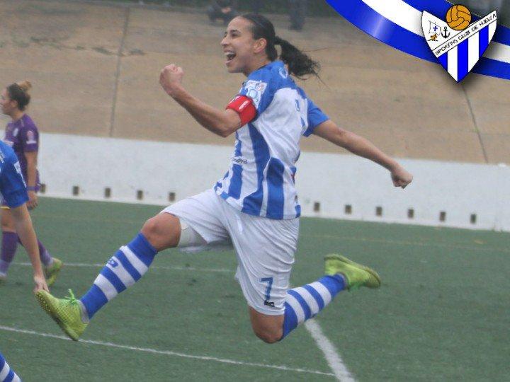 Nuestra capitana, @anitah978 , se despedirá como jugadora del Sporting Puerto de Huelva hoy a las 18:00 en la sala de prensa del Excmo. Ayuntamiento de Huelva   #LigaIberdrola