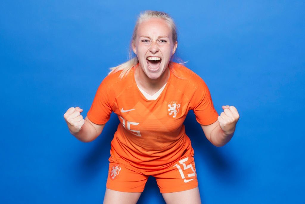 🇳🇱 Best of luck to @InessaKaagman who has been named on the bench for @OranjeVrouwen in their #FIFAWWC opener 👊