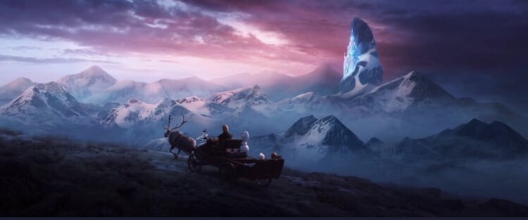 DISNEY DIDN'T COME TO PLAY #Frozen2 <br>http://pic.twitter.com/ingCIbllSX