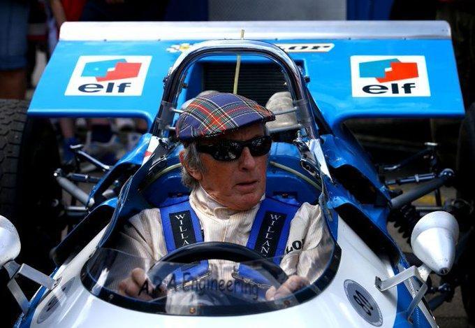 Happy Birthday to Jackie Stewart!