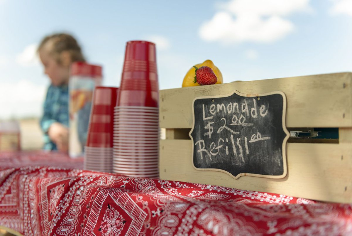 1/ What happens when life gives you lemons? In Texas, you legalize children's lemonade stands. (And then, presumably you make lemonade).🍋🍋🍋#txlege https://bit.ly/2XCfAo4