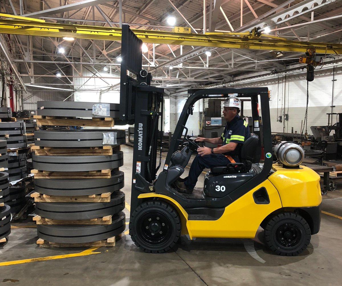 Komatsu Forklift U S A  (@ForkliftKomatsu) | Twitter