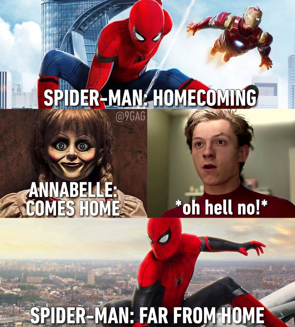 9gag On Twitter The Real Reason Peter Left Home For