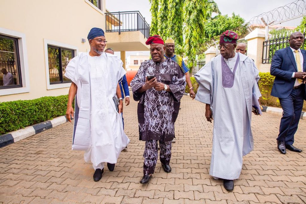 D8yTmqGXkAAd2Gl - Photo news: Buhari, Tinubu, Aregbesola others grace EFCC National Democracy Day Anti-corruption summit