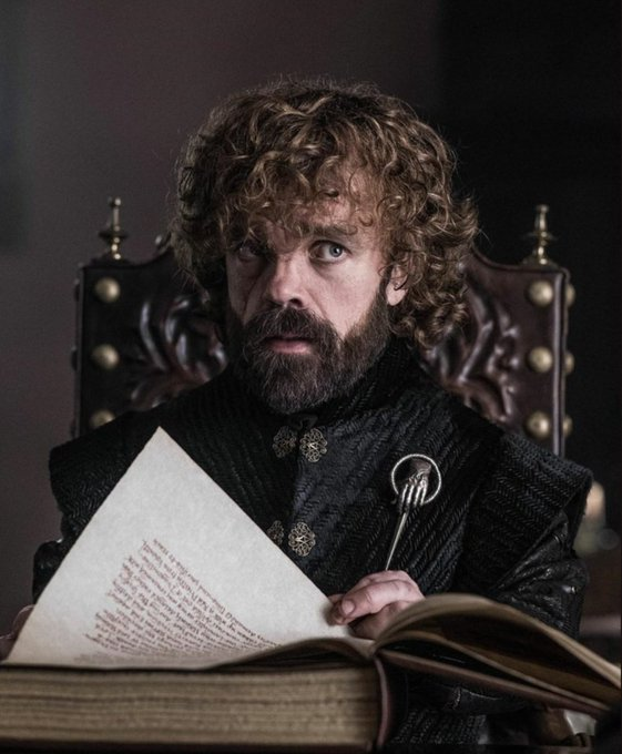 Happy birthday Peter Dinklage, who strode the world of recusants