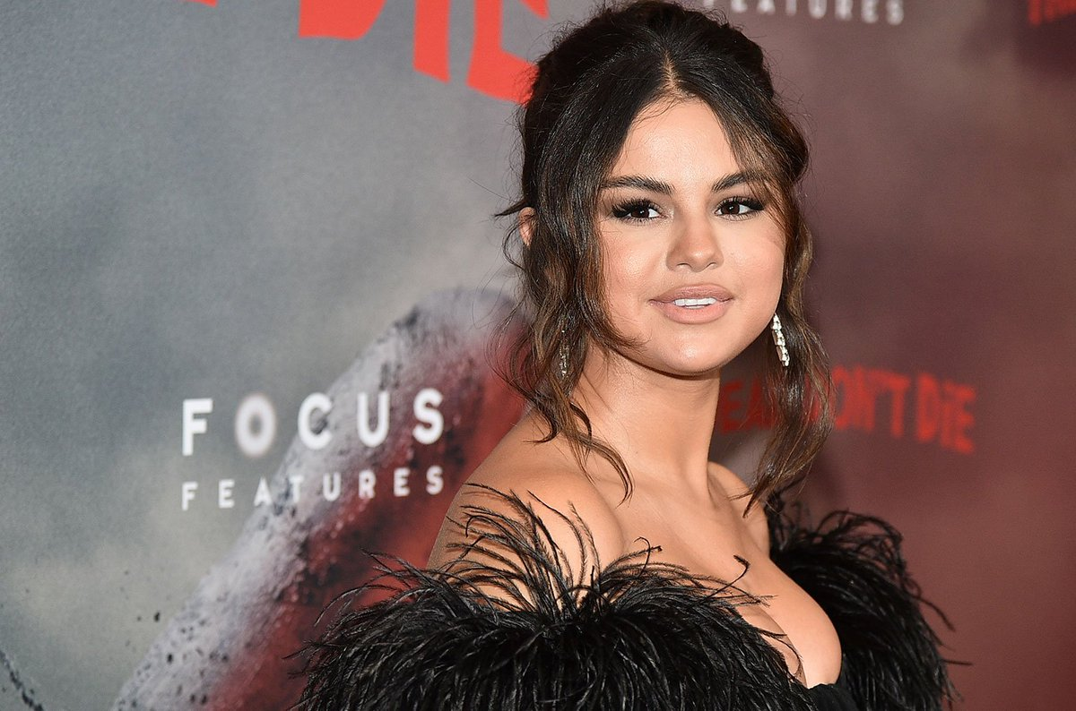 ".@selenagomez says new album is ""finally done"" https://blbrd.cm/ybUvkR"