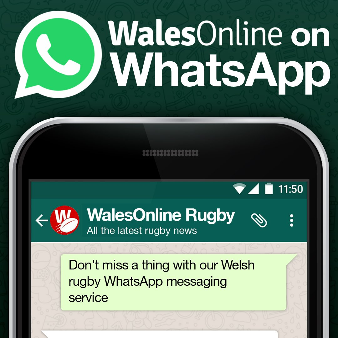 WalesOnline Rugby on Twitter: