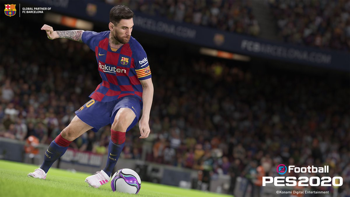 eFootball PES on Twitter:
